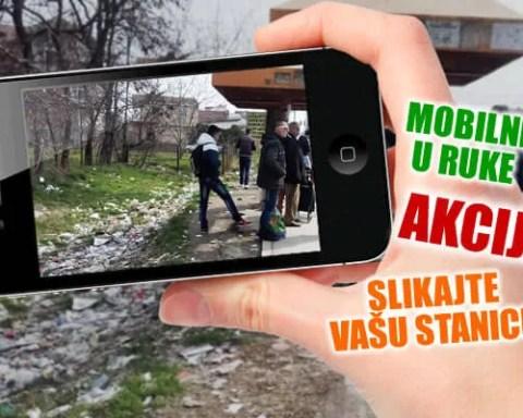 AKCIJA: Mobilne u ruke i slikajte Vašu stanicu - 2016
