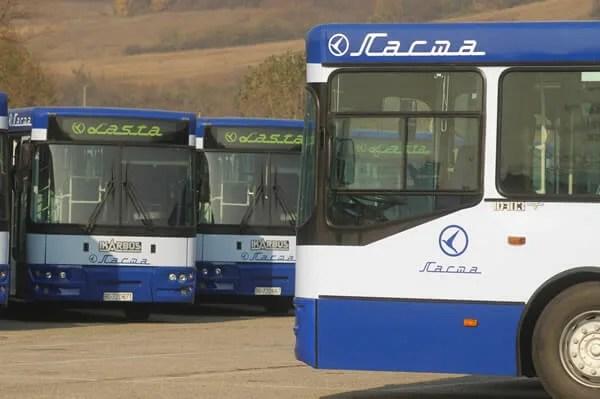 Autobusi lasta, prigradske linije, LOBI