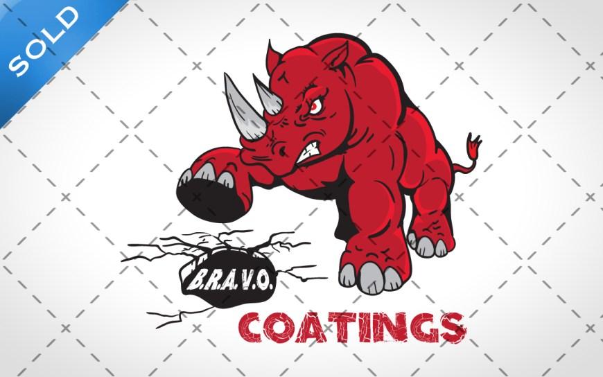 rhino logos for sale