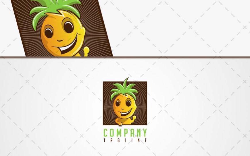 pineapple logo for sale