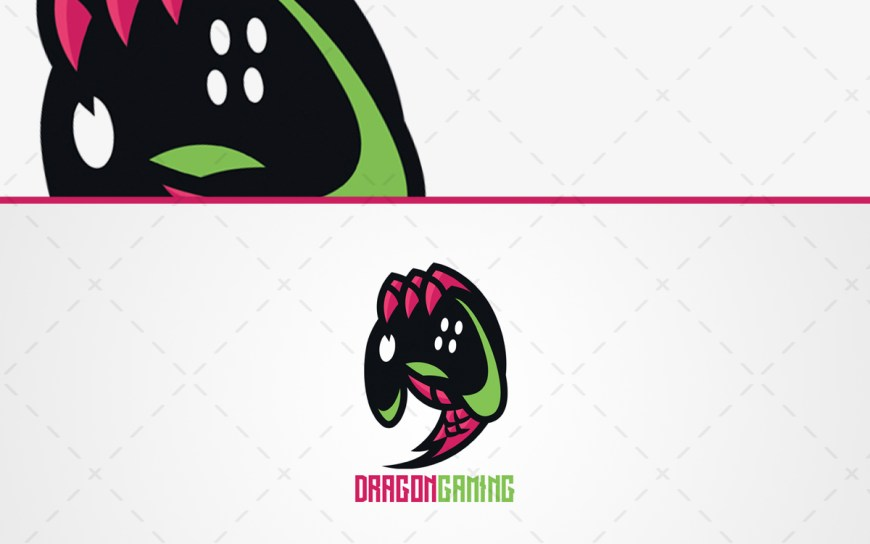 Dragon Claw Gaming Logo For Sale
