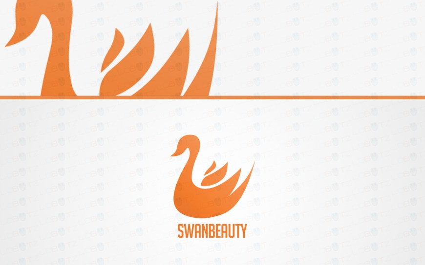 swan logo for sale