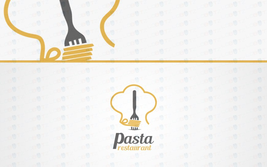pasta logo for sale