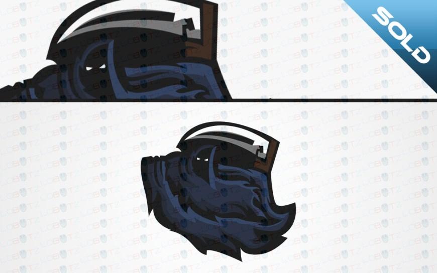 reaper esportslogo reaper mascot logo for sale