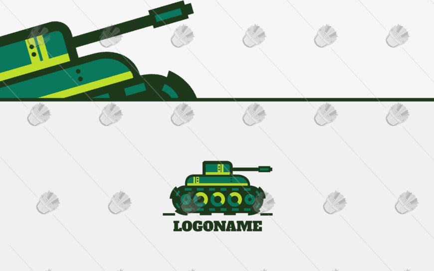 tank logo for sale