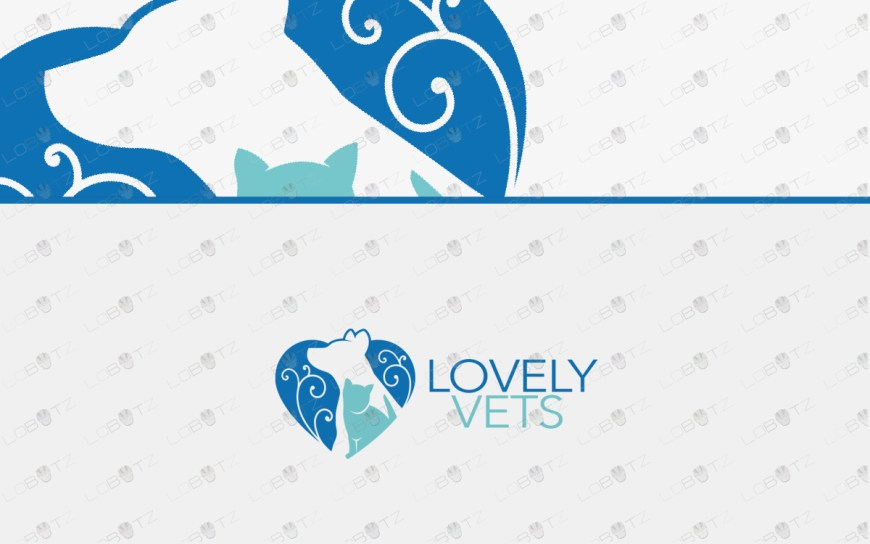 vet logo for sale