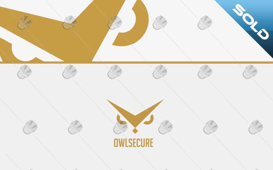 owl logo for sale