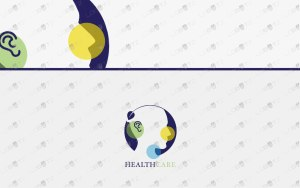 health care logo for sale medical logo