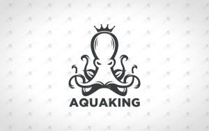 octopus logo for sale brand logo