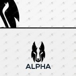 Wolf Logo For Sale   Creative Wolf Logo For Sale