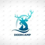 Majestic Deer Logo For Sale Strong Deer Logo