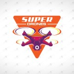 Drone Logo | Modern & Trendy Drone Logo For Sale