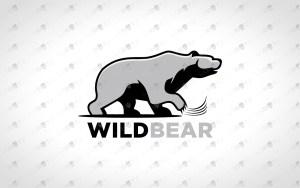 Bear logo for sale polar bear logo for business