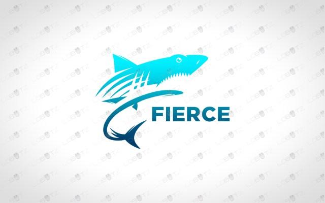 shark logo for sale