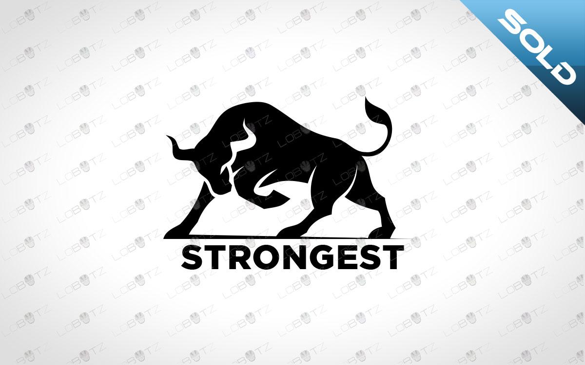 strong bull logo for