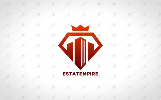 empire brand logo business logo for sale