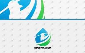 golf logo for sale premade logo