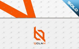 letter Q Team logo for sale