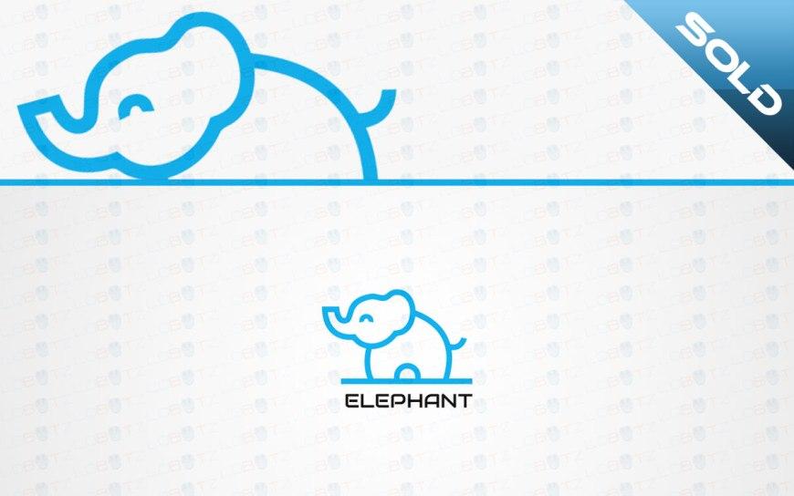 elephant logo to buy online