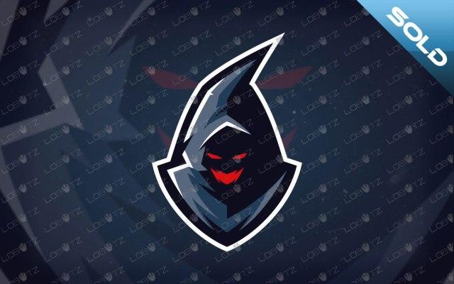 Ghost Phantom eSports Logo Ghost Phantom Mascot Logo For Sale