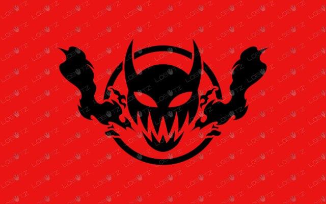 Devil Mascot Logo For Sale | Devil eSports Logo