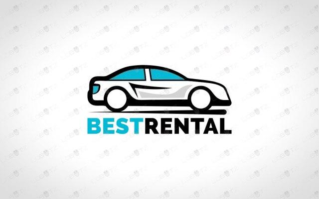 Amazing Car Logo For Sale | Premade Car Logo