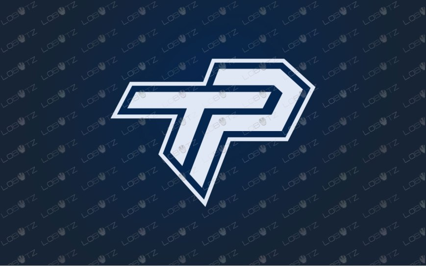 Clan Logo | Team Logo |TP Lettermark Logo For Sale