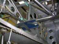 Station 46 had to be shot at several angles