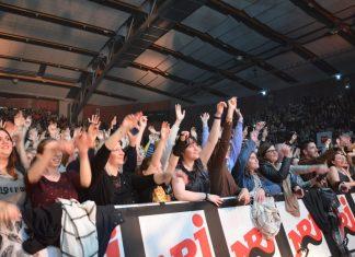 La folie du NRJ Music tour à Beauvais