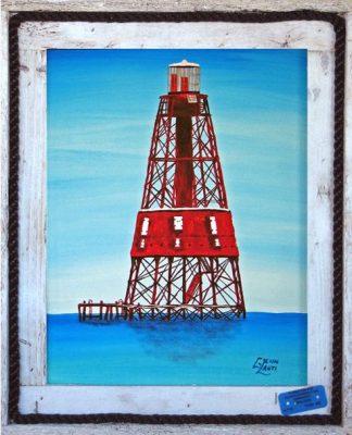 """Carysfort Reef Lighthouse"""