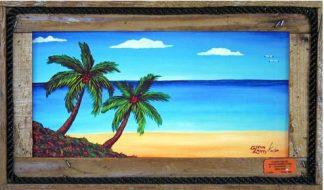 """Bougainvillea Beach"""