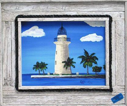 """Boca Chita Lighthouse"""
