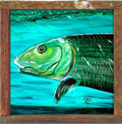 """""""Bonefish In The Shallows"""""""