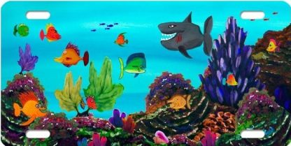 """A Funky Reef"""