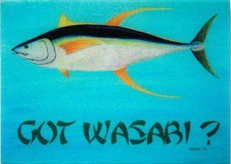 """""""Got Wasabi"""""""