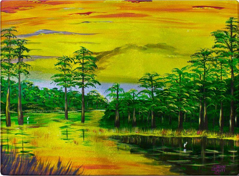 """""""Everglades Sunset"""""""