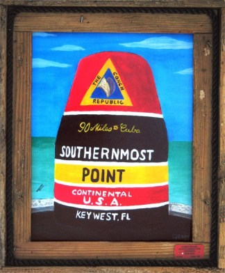 """Southernmost Point"""
