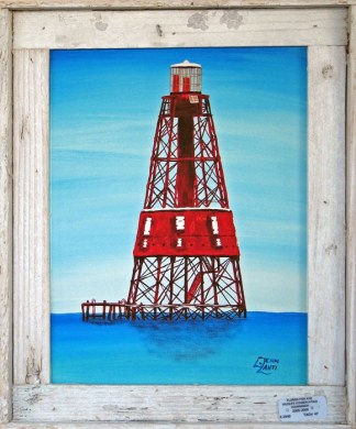 """Carysfort Reef Lighthouse"""