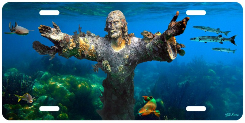 """""""CHRIST OF THE ABYSS"""""""