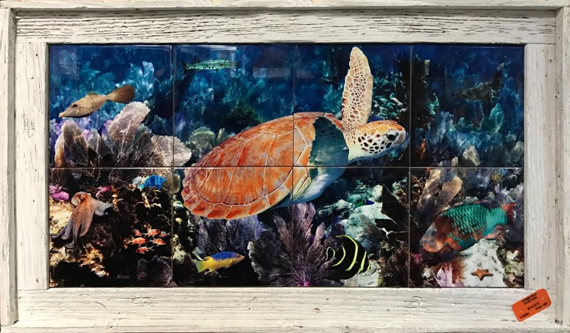 Patch Reef Tile Mural