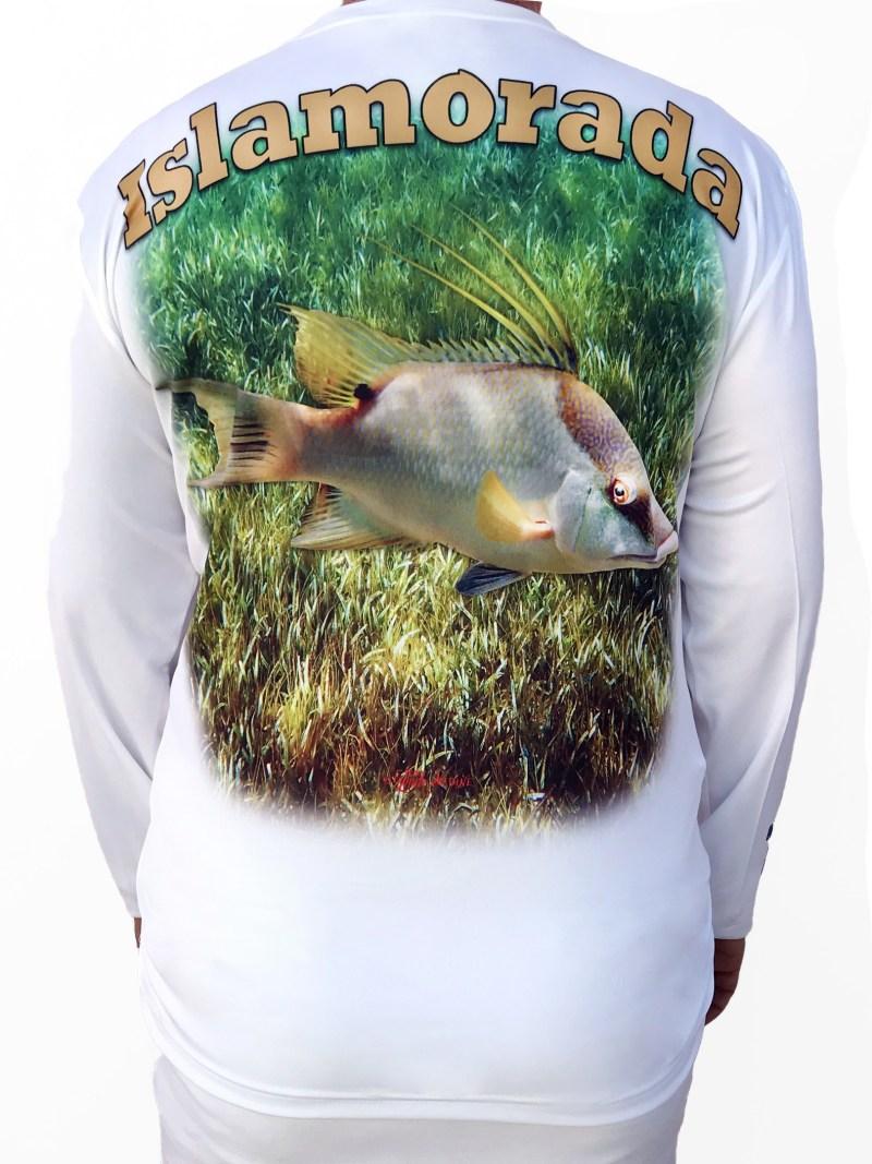 Hog Fish Long Sleeve Shirt