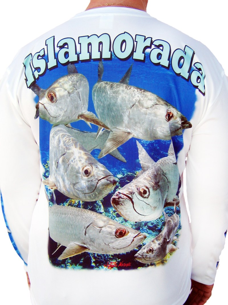 Tarpon Long Sleeve Shirt