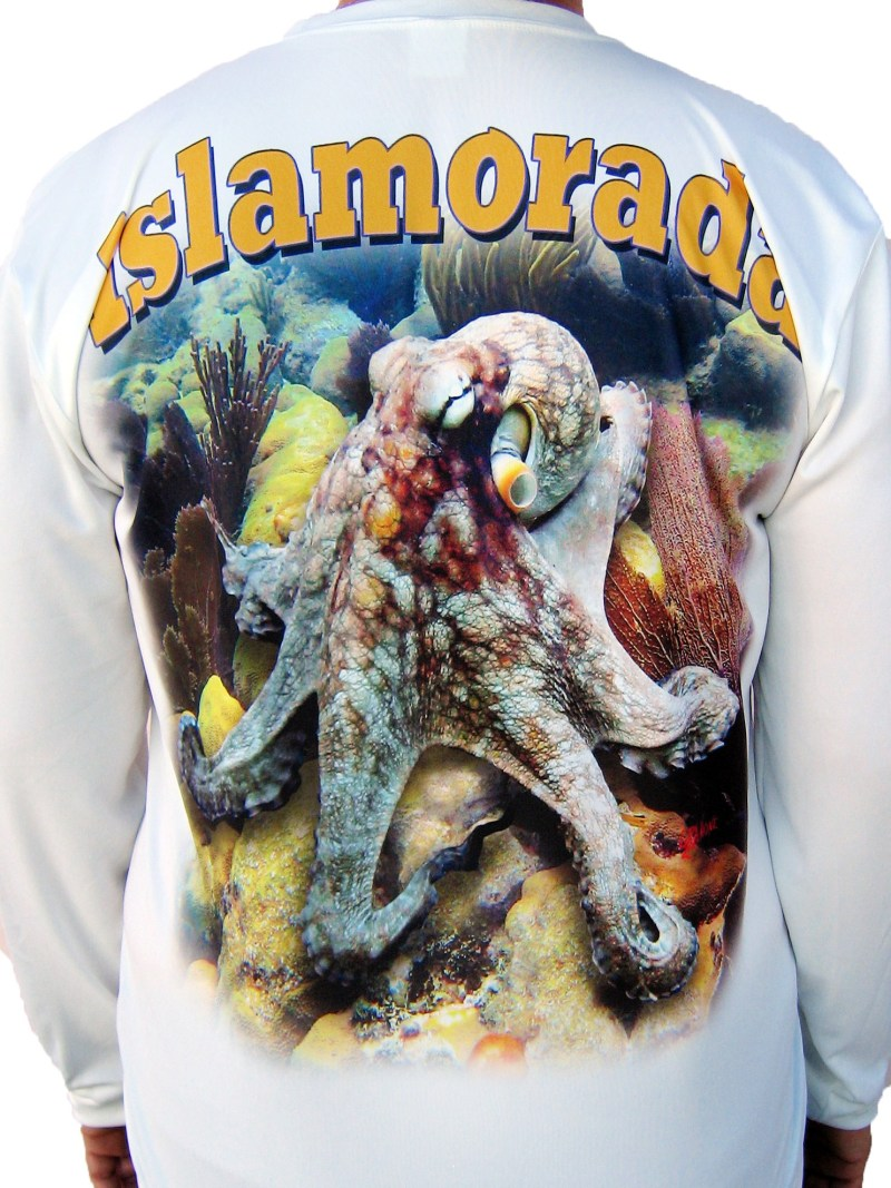 Octopus Long Sleeve Shirt