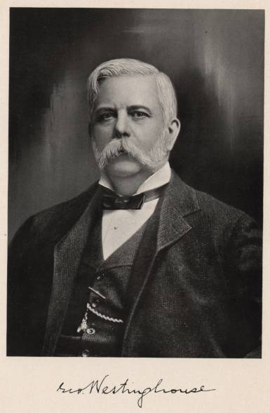 About George Westinghouse  Inside an American Factory