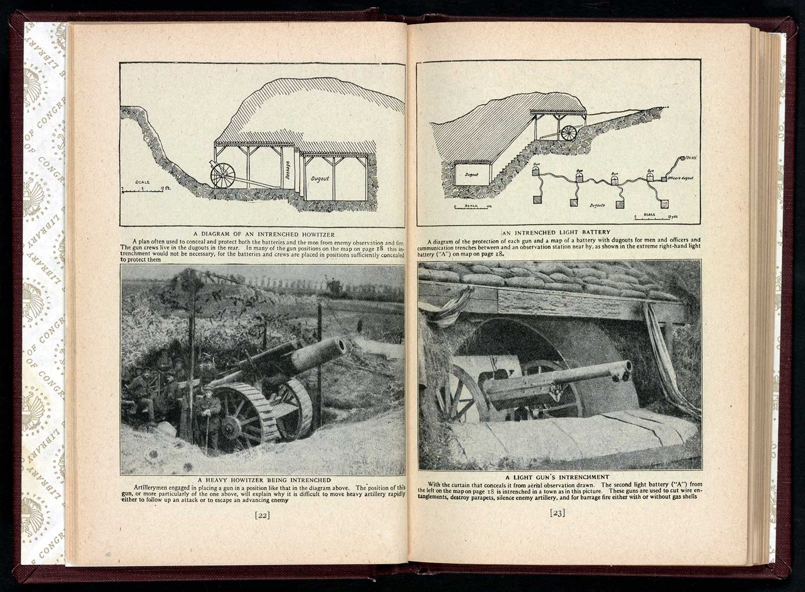 hight resolution of  a practical manual for the training and instruction of officers and men in trench warfare menasha wisconsin geo banta publishing company ca