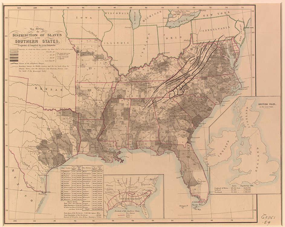 Map John Brown S Raid