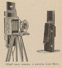 Caméra à 3 lentilles