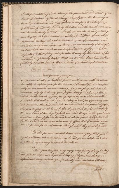 Continental Congress  Benjamin Franklin In His Own Words