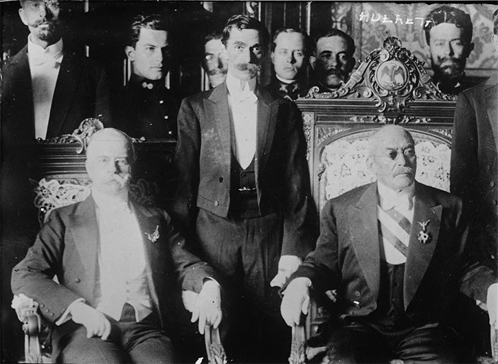 Victoriano Huerta as President  The Mexican Revolution