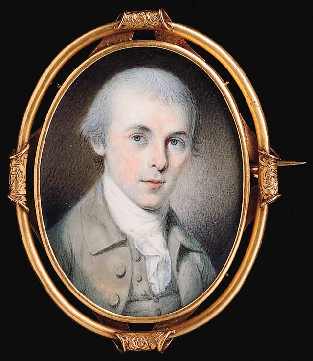 James Madison, 1783, by Charles Wilson Peale. Library of Congress collection